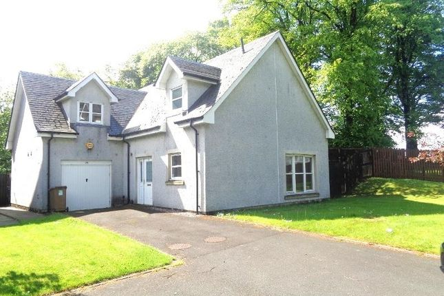 Thumbnail Detached house to rent in Orchard Grove, Leven