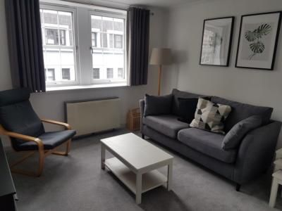 Thumbnail Flat to rent in Picardy Court, Rose Street