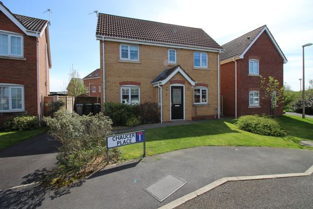 Thumbnail Detached House To Rent In Chaucer Place, Blackpool, Lancashire