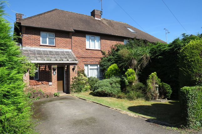 Thumbnail Semi-detached house for sale in Westlands Way, Oxted