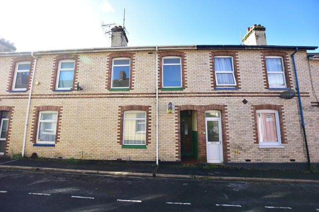 3 bed terraced house to rent in Prospect Terrace, Newton Abbot, Devon TQ12