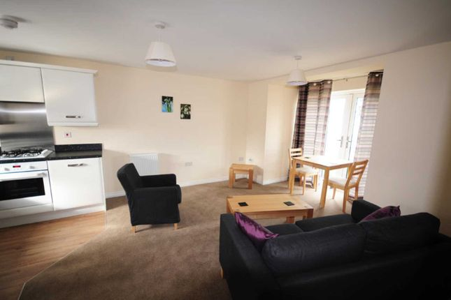 Thumbnail Flat to rent in Border Court, Coventry