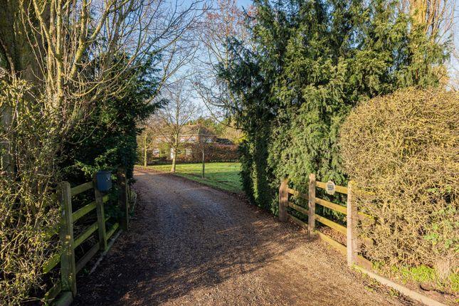Thumbnail Detached house for sale in Doddington Road, Chatteris, Cambridgeshire
