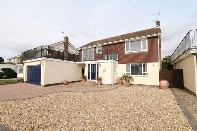 Thumbnail Detached house for sale in Shorecroft, Aldwick, Bognor Regis