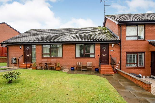 Thumbnail Terraced bungalow for sale in Bullwood Court, Crookston, Glasgow