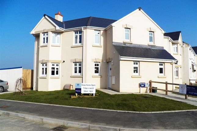 Thumbnail Terraced house for sale in Pond Bridge Moors Road, Johnston, Haverfordwest