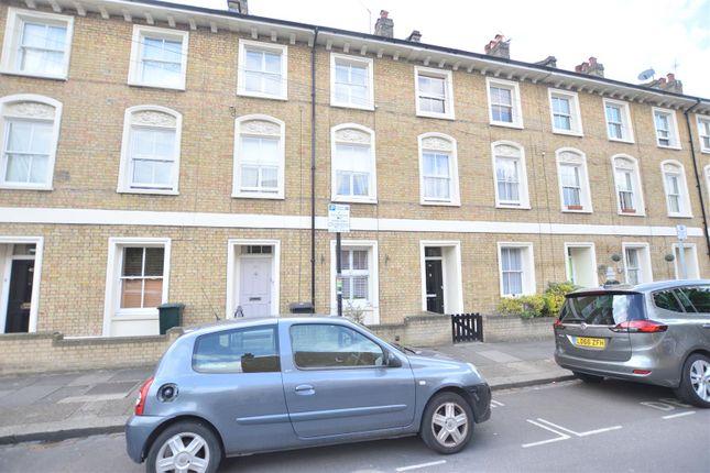 External of Stanley Grove, London SW8