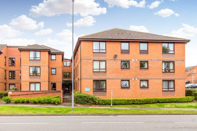 2 bed flat for sale in Barwick House, Duck Street, Rushden NN10