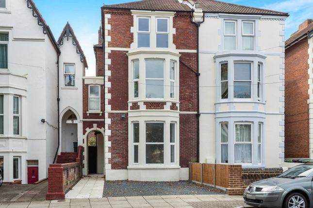 Thumbnail Terraced house for sale in Campbell Road, Southsea, Hampshire