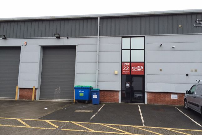 Thumbnail Industrial to let in 10-11 Bell Close, Plymouth
