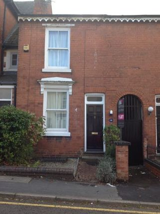 Thumbnail Terraced house to rent in Bull Street, Harborne, Birmingham