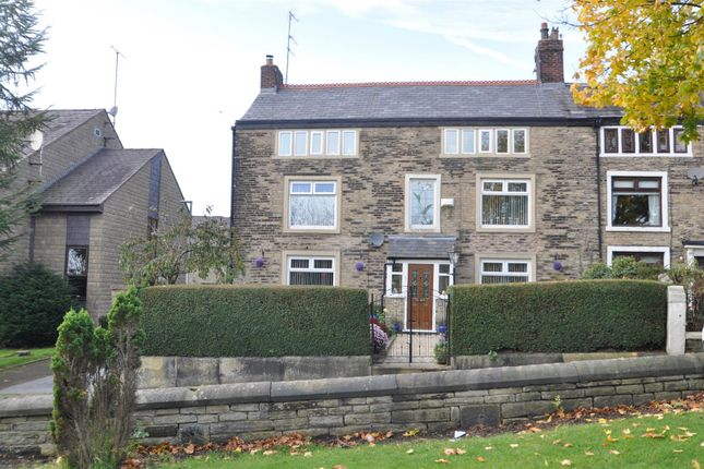 Thumbnail Semi-detached house for sale in Cocker Hill, Stalybridge