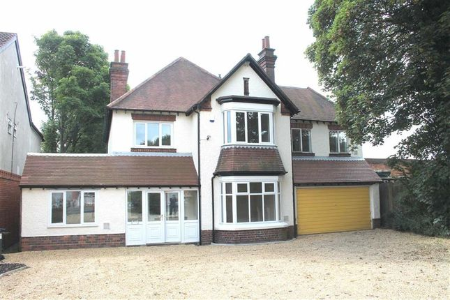 Thumbnail Detached house for sale in Hagley Road, Edgbaston, Birmingham