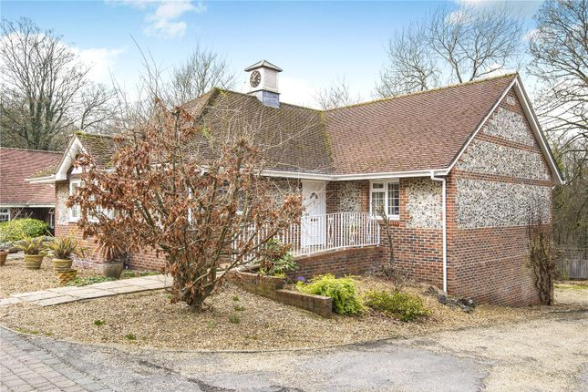 Thumbnail Bungalow for sale in Ashdell Road, Alton, Hampshire