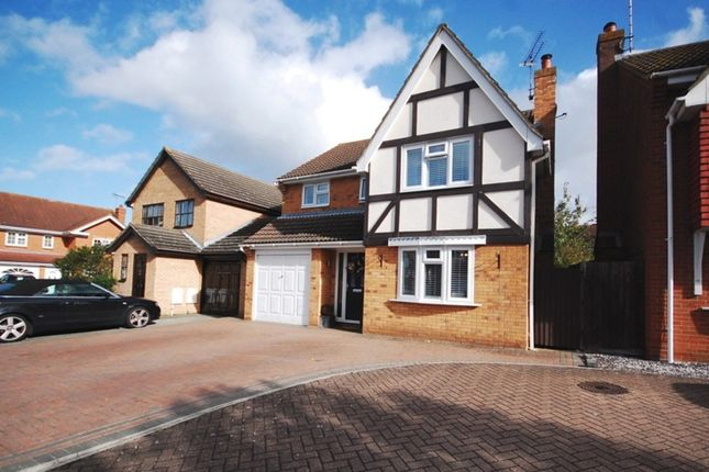 Thumbnail Detached house for sale in Anvil Way, Springfield, Chelmsford