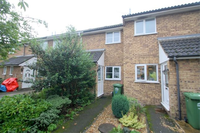 Thumbnail Terraced house to rent in King Acre Court, Moor Lane, Staines-Upon-Thames, Surrey