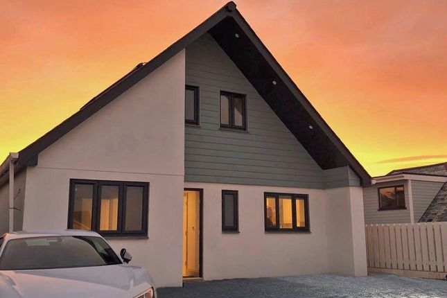 Thumbnail Detached house for sale in Praze Road, Newquay