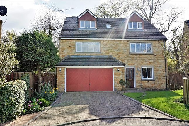 Thumbnail Detached house for sale in Brookhouse Gardens, Bradford