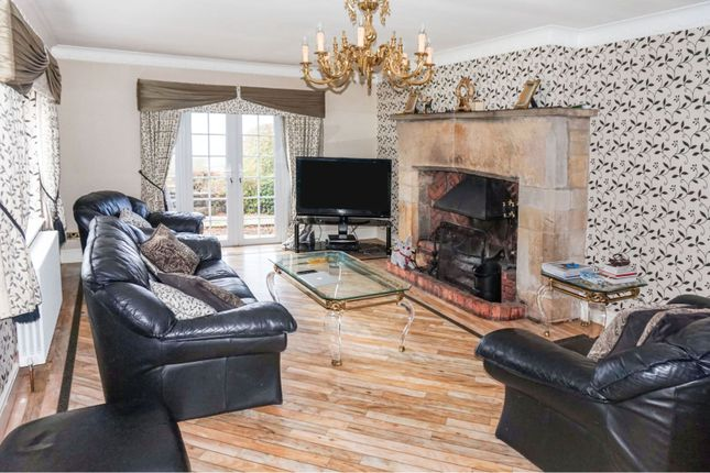 Lounge of Oxton Hill, Southwell NG25