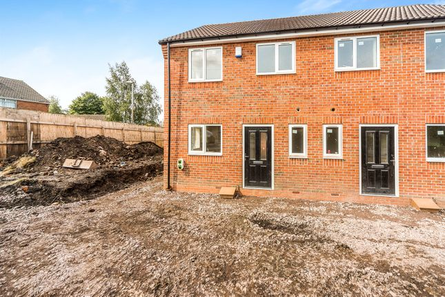 Thumbnail Semi-detached house for sale in Bell Street, Pensnett, Brierley Hill