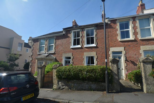 Thumbnail Terraced house for sale in Mount View, Lansdown, Bath