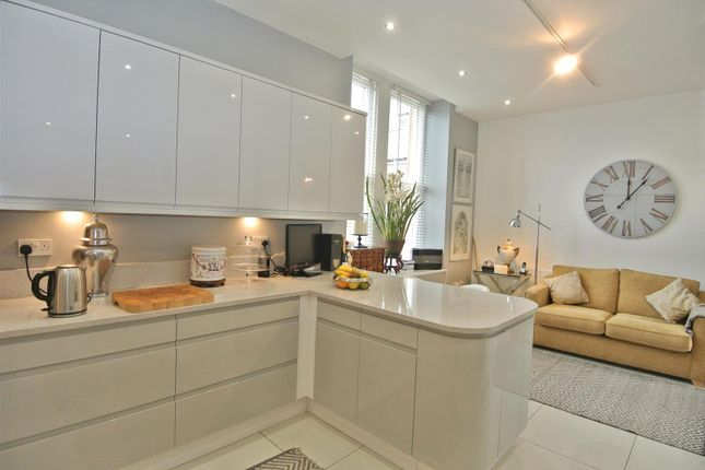 Space To Relax In The Kitchen