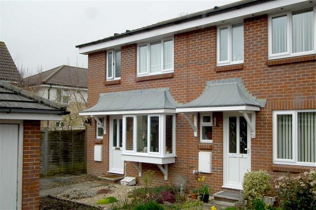 Thumbnail End terrace house to rent in Fawn Gardens, New Milton