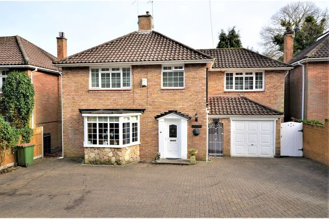 Thumbnail Detached house for sale in Church Hill, West End