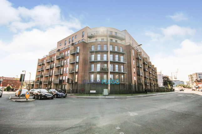Thumbnail Flat to rent in 26-40 Stoke Road, Slough