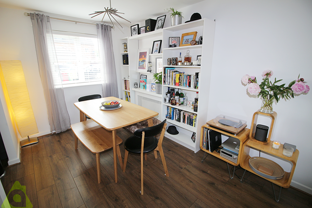 Dining Area of Church Street, Westhoughton, Bolton BL5