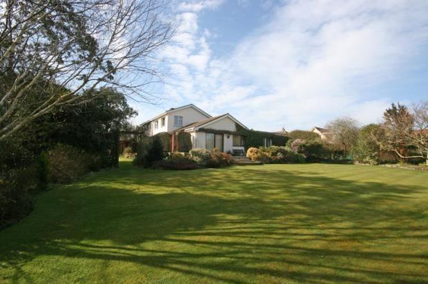 4 bed detached house for sale in Hubits De Bas, St. Martin, Guernsey