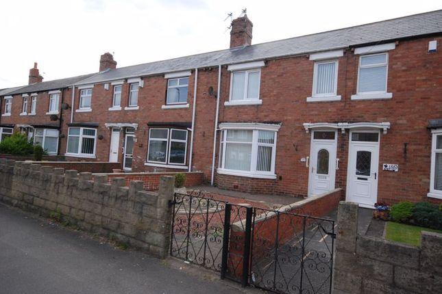 2 bed terraced house for sale in Milburn Road, Ashington NE63