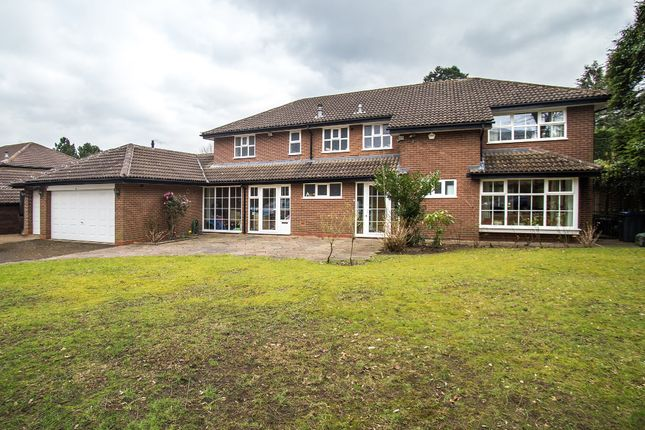 Thumbnail Detached house for sale in Richmond Hill Road, Edgbaston, Birmingham