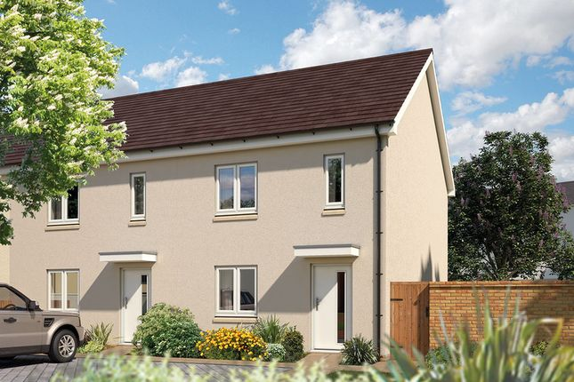 """3 bedroom terraced house for sale in """"The Hazel"""" at Mansell Road, Patchway, Bristol"""