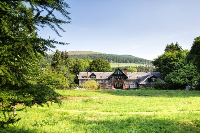 Thumbnail Property for sale in Bellspool Coach House, Dawyck, Peebles