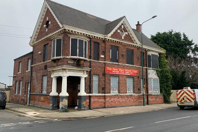 Leisure/hospitality for sale in New West Marsh Club, Corporation Road, Grimsby, North East Lincolnshire