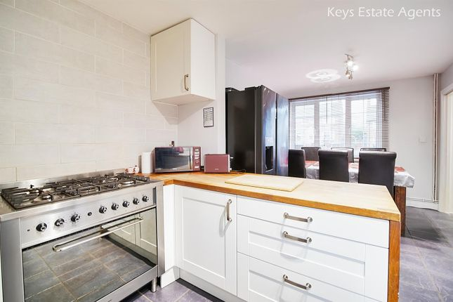 Kitchen Ang5 of Ridgway Drive, Blythe Bridge, Stoke-On-Trent ST11