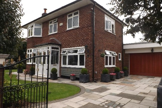 Thumbnail Detached house for sale in The Meadows, Rainhill
