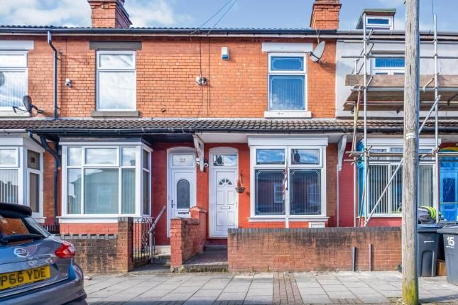 4 bed terraced house for sale in Ryland Road, Sparkhill, Birmingham, West Midlands B11