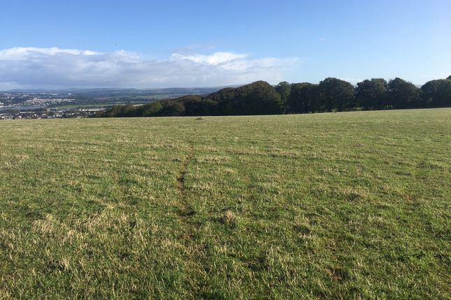 Thumbnail Land for sale in Staddon Lane, Plymouth