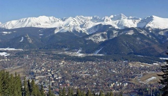 Thumbnail Apartment for sale in Zakopane, Zakopane, Poland