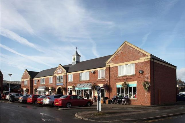 Thumbnail Commercial property for sale in Pershore Market, Pershore