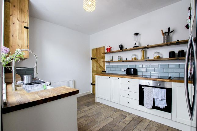2 bed terraced house for sale in Corporation Street, Chorley PR6