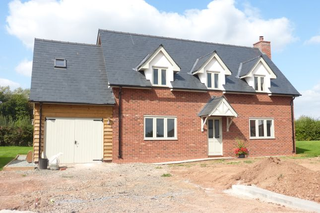 Thumbnail Detached house for sale in Graftonbury Rise, Grafton, Hereford