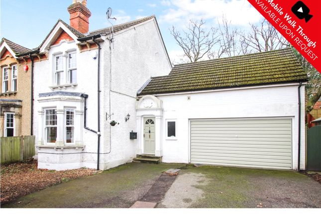 Detached house for sale in Crookham Road, Fleet, Hampshire