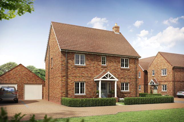 Thumbnail Detached house for sale in Boxgrove, Chichester