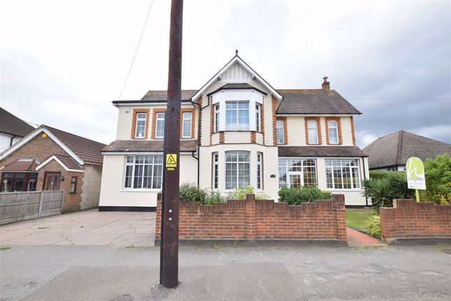 Thumbnail Detached house for sale in Lampits Hill, Corringham, Essex