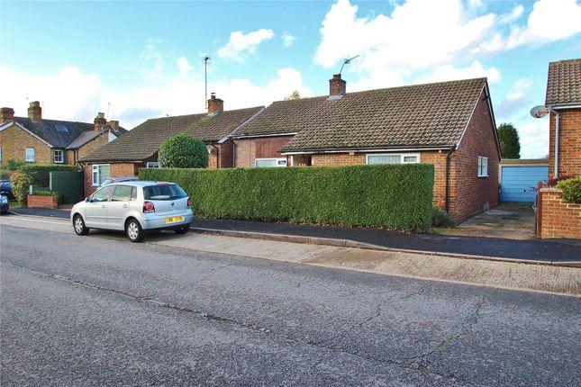 Thumbnail Detached bungalow for sale in Horsell, Woking, Surrey