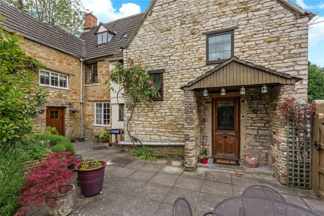 Thumbnail Detached house for sale in Potters Pond, Wotton-Under-Edge, Gloucestershire