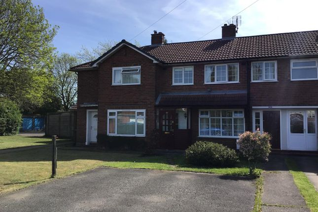 Thumbnail Property to rent in Lime Tree Road, Codsall, Wolverhampton
